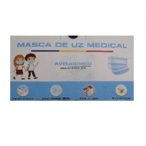 Masca de protectie uz medical pentru copii